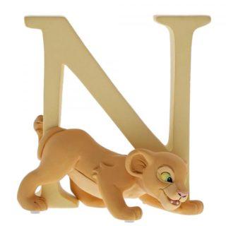 Disney Enchanting Alphabet N - Nala Figurine