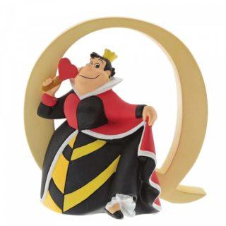 Disney Enchanting Alphabet Q - Queen Of Hearts Figurine