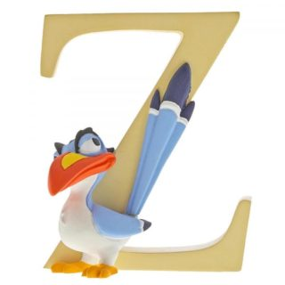 Disney Enchanting Alphabet Z – Zazu Figurine