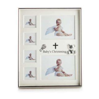 MDI Baby Christening Shadow Box Frame