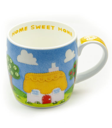 Royal Worcester Mug - Home