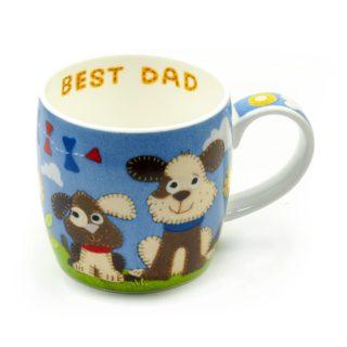 Royal Worcester Heartfelt Mug - Best Dad