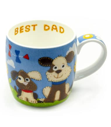 Royal Worcester Heartfelt Mug - Best Dad