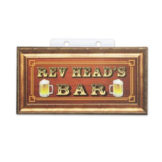 Bar Sign - Rev Head's Bar