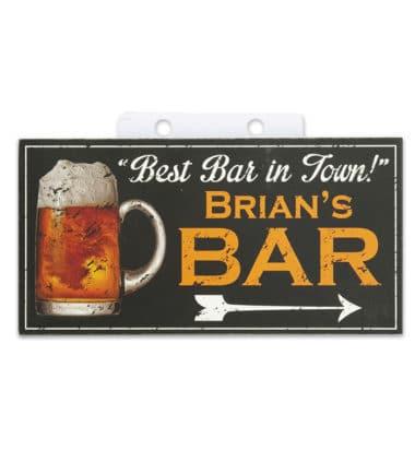 Bar Sign - Brian's Bar