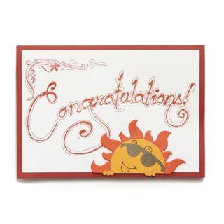 Card - Congratulations 17