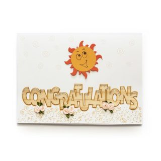 Card - Congratulations 19