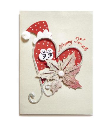 Card - Merry Christmas 19