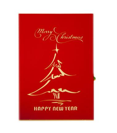 Merry Christmas Pine Tree