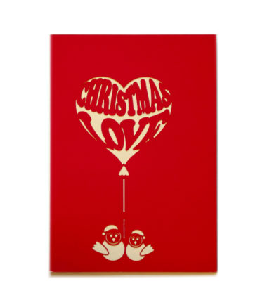 Card Christmas Love 19