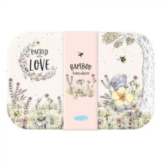 Me To You - Bee Wild Bamboo Lunchbox