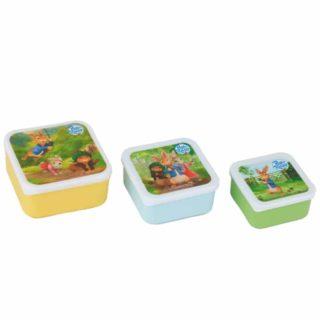 Beatrix Potter - Animated Peter Rabbit Nesting Snack Box
