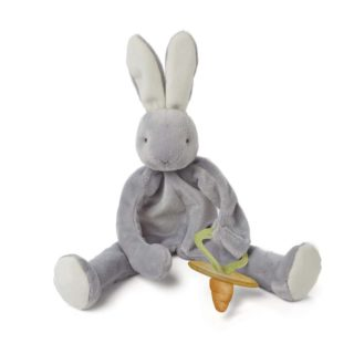 Bunnies By The Bay - Silly Buddy Grey Bunny
