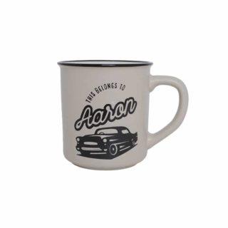 Artique – Aaron Manly Mug