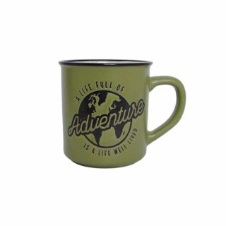 Artique – Adventure Manly Mug