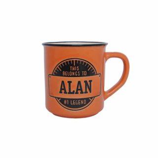 Artique – Alan Manly Mug