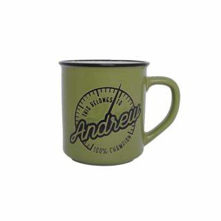 Artique – Andrew Manly Mug