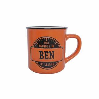 Artique – Ben Manly Mug