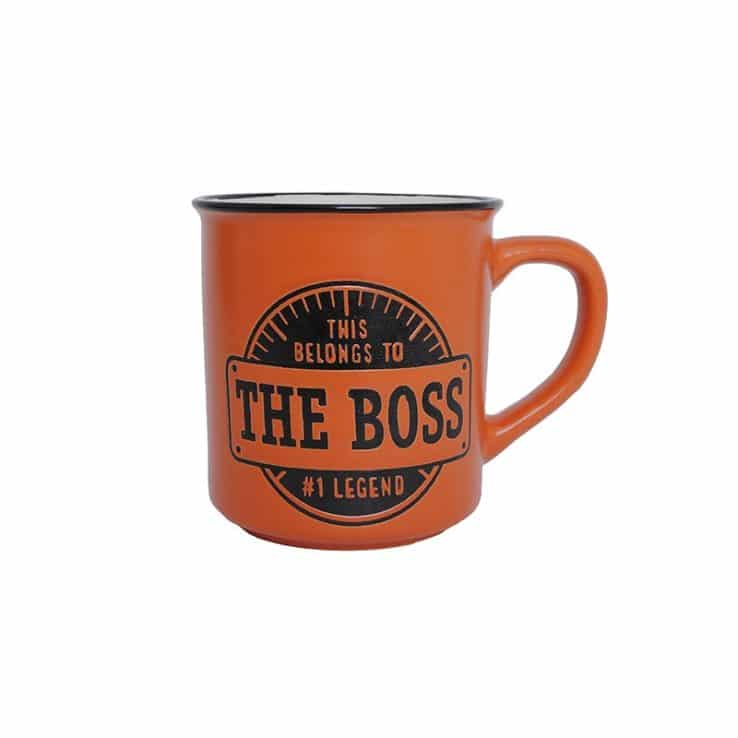 Artique – Boss Manly Mug