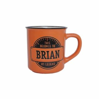 Artique – Brian Manly Mug