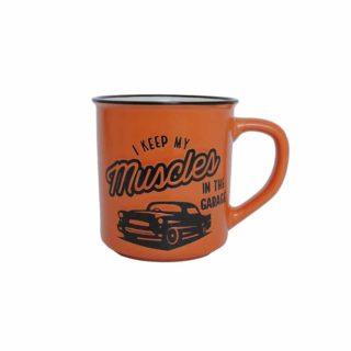 Artique – Car Manly Mug