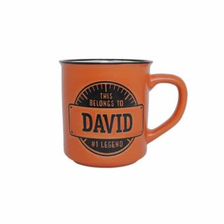 Artique – David Manly Mug