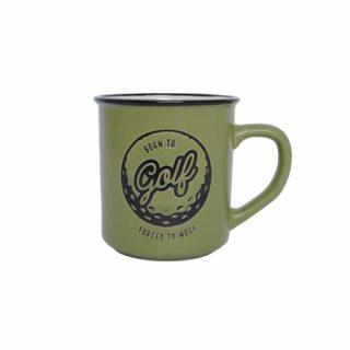 Artique – Golf Manly Mug