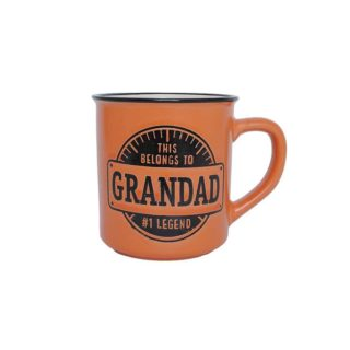 Artique – Grandad Manly Mug