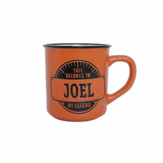 Artique – Joel Manly Mug