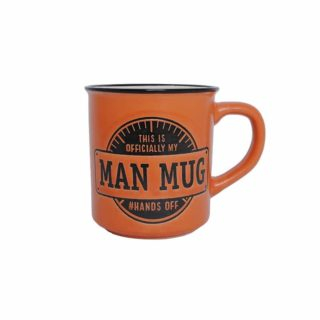 Artique – Man Mug Manly Mug