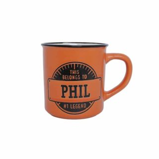 Artique – Phil Manly Mug