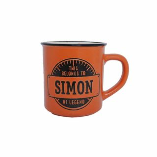 Artique – Simon Manly Mug