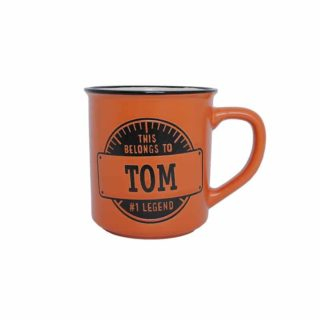 Artique – Tom Manly Mug