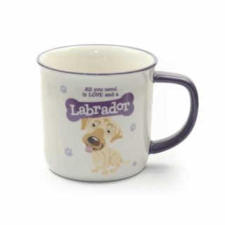 Wags & Whiskers Mugs - Labrador