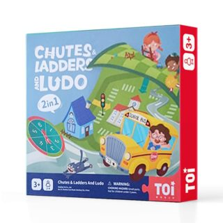 Chutes Ladders And Ludo