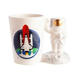MDI 3D Handle Mug - Astronaut