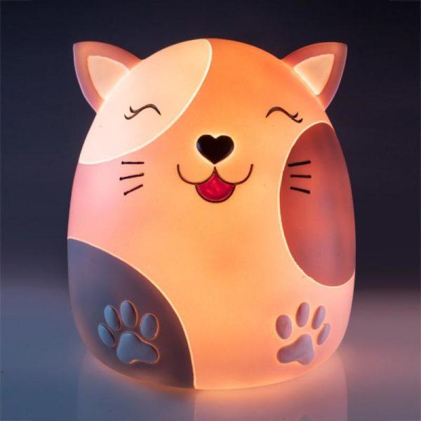 MDI Smooshos Cat Table Lamp