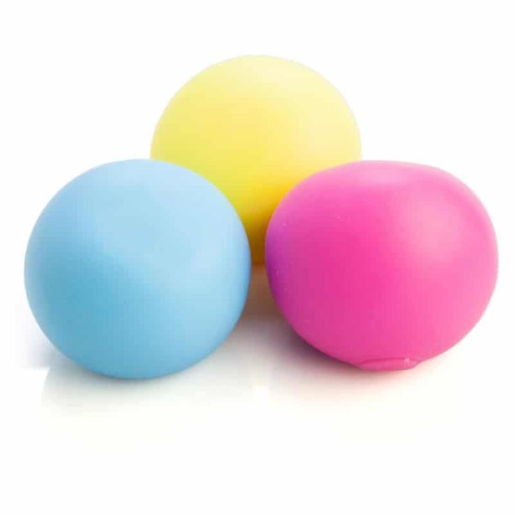 MDI Smooshos Color Change Ball