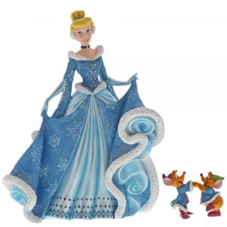 Disney Showcase Couture De Force Cinderella With Jaq And Gus