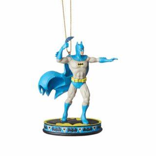 Jim Shore DC Comics - Batman Hanging Ornament