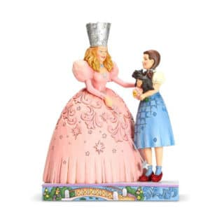 Jim Shore Wizard of Oz - The Girl Of Ruby Slippers Figurine