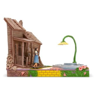 Jim Shore Wizard of Oz - The Beautiful Land Of Oz Figurine