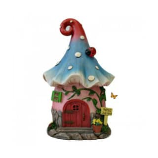 Chloe's Garden Solar House - Fantasy Fairy