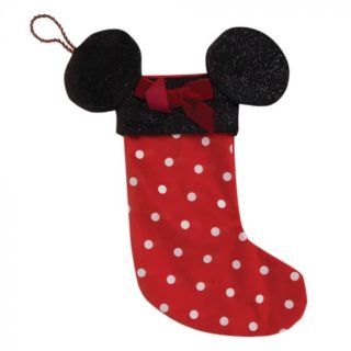 Disney Christmas - Stocking Minnie Mouse