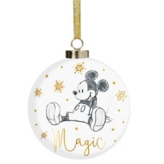 Disney Christmas Bauble - Mickey Mouse Magic
