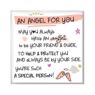Inspired Words Magnet - Angel For You