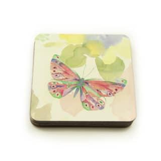 Heritage India Imports - Spring Fresco Coasters