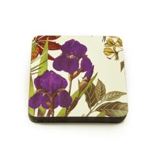 Heritage India Imports - Botanica Coasters Set