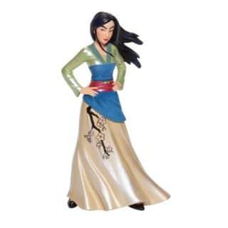 Disney Showcase Couture De Force Mulan Figurine