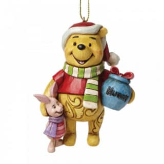 Disney Traditions - Pooh Hanging Ornament